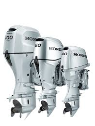 Honda Outboards 40 - 100HP